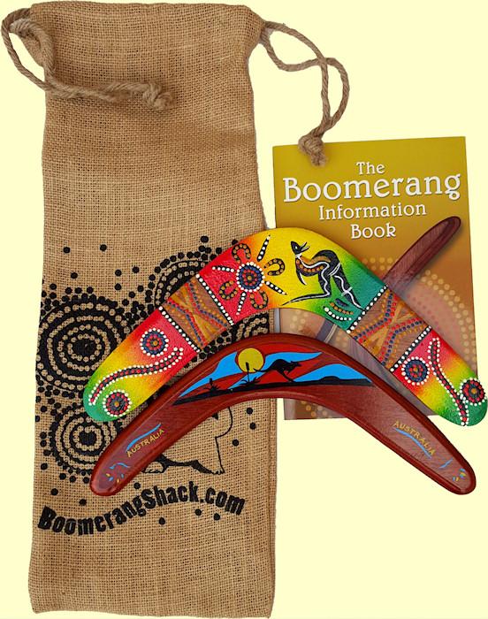 Boomerang Gift Set #1