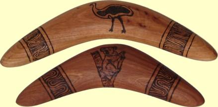 how to make aboriginal clapsticks